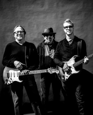 Stephen Stills, Barry Goldberg, Kenny Wayne Shepherd Form The Rides - New Album August 2013.  (PRNewsFoto/429 Records)