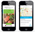 Welltok's CafeWell Concierge app powered by IBM Watson leverages Healthy Dining data to personalize dining recommendations