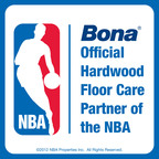 Bona® US Announces Partnership with the NBA