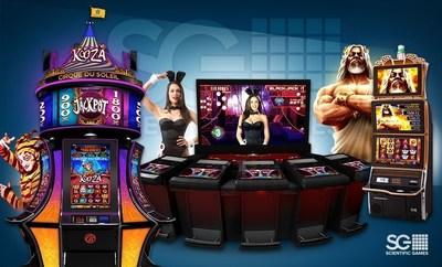 From pioneering platforms to innovative slot and table games, the industry's most robust systems, and interactive solutions that engage players in the casino, at home and on-the-go, Scientific Games empowers customers by creating the world's best gaming and lottery experiences.
