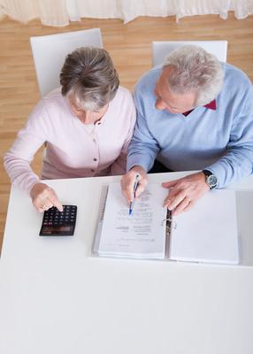 MySilverAge Financial Checklist.  (PRNewsFoto/MySilverAge.com)