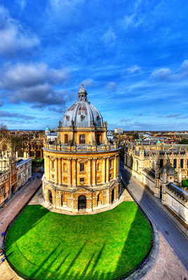 The Radcliffe Camera, University of Oxford by Prabhu B Doss