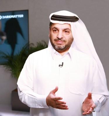 Faisal Al Bannai, Chief Executive Officer at DarkMatter (PRNewsFoto/DarkMatter)