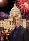 America's favorite host Tom Bergeron returns to the West Lawn of the U.S. Capitol for America's National Independence Day Celebration, A CAPITOL FOURTH, live on PBS Thursday, July 4, 2013 from 8 to 9:30 p.m. ET.  (PRNewsFoto/Capital Concerts)