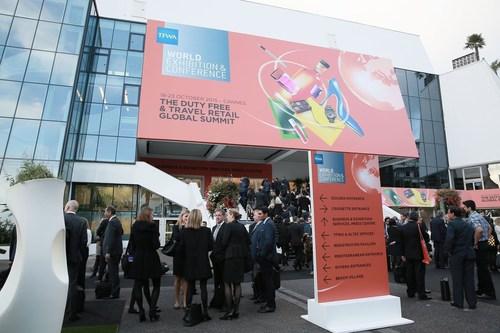 Delegates assemble for 2015 TFWA World Exhibition & Conference in Cannes (PRNewsFoto/TFWA) (PRNewsFoto/TFWA)