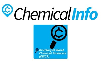 The Directory of World Chemical Producers (DWCP) from ChemicalInfo