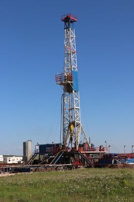 Cole #1 Drilling Rig