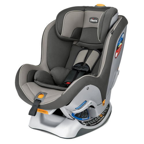 Chicco Debuts Highly Anticipated NextFit(TM) Convertible Car Seat.  (PRNewsFoto/Chicco USA)