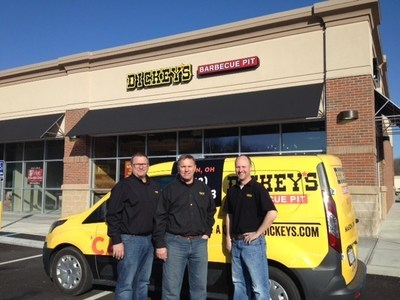 Texas barbecue arrives Thursday to South Lebanon when Dickey's Barbecue Pit opens with a three day grand opening.