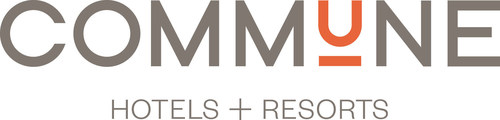 Commune Hotels & Resorts Logo (PRNewsFoto/Commune Hotels & Resorts)