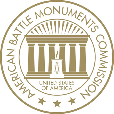 American Battle Monuments Commission -- Logo.  (PRNewsFoto/American Battle Monuments Commission)