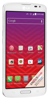 LG VOLT POWERS ITS WAY TO BOOST MOBILE AND VIRGIN MOBILE USA NO CONTRACT PLANS ON MAY 12 (PRNewsFoto/LG MobileComm USA)