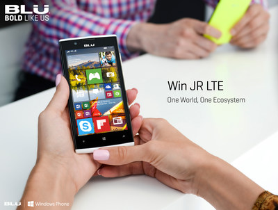 Win JR LTE