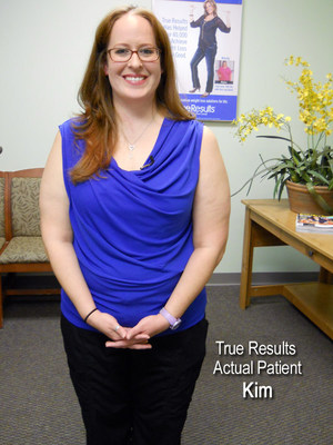 True Results patient, Kim, is first in San Antonio to have the ORBERA Intragastric Balloon procedure.