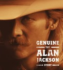 """""""Genuine: The Alan Jackson Story"""", a definitive three CD career-defining anthology of music from country superstar Alan Jackson, to be released on Friday, November 6, 2015."""