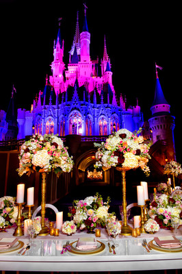 Disney's Fairy Tale Weddings & Honeymoons Celebrates 25 Years of Making Dreams Come True with New Wedding Options, Princess Dresses and Accessories Kick-Off a Yearlong Anniversary Celebration Marking 25 Years of Magic.