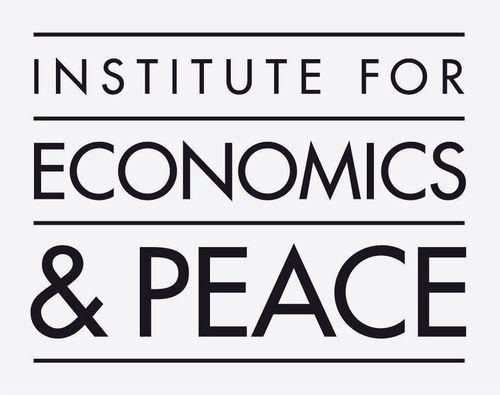 Institute for Economics & Peace (IEP) Logo (PRNewsFoto/Institute for Economics _ Peace)