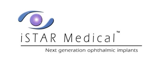 iSTAR Medical logo (PRNewsFoto/iSTAR Medical)