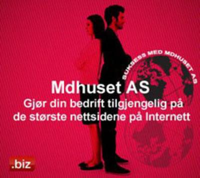 Telefonkatalogen.biz. (PRNewsFoto/Mdhuset AS) (PRNewsFoto/MDHUSET AS)