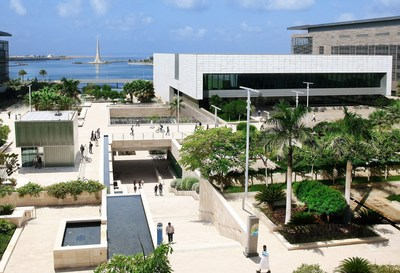 KAUST is an international, graduate-level research university located on the shores of the Red Sea in Saudi Arabia (PRNewsFoto/King Abdullah University) (PRNewsFoto/King Abdullah University)