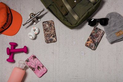 Realtree camo iPhone 6 cases from LifeProof are waterproof, drop proof and make a bold statement with versatile Xtra Pink, Max-5 Orange and Xtra Green patterns.
