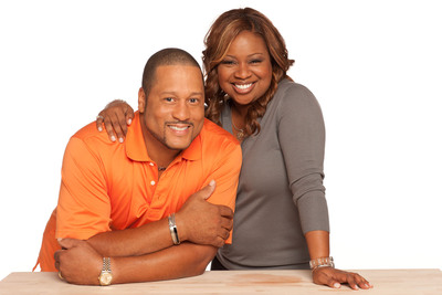"Celebrity Chefs Pat and Gina Neely will perform live on ""The Taste of Food Lion Stage"" Saturday, March 3 from 1 p.m. to 2 p.m., and 4 p.m. to 5 p.m. The free event will be held at the CIAA Fan Experience located at the Charlotte Convention Center.  (PRNewsFoto/Food Lion)"