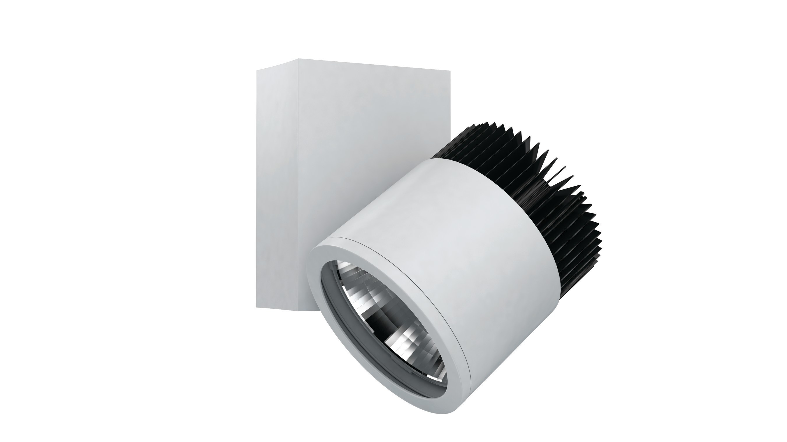 Amerlux Cylindrix Iv Led Accent Offers Extra Power That Helps People See Products Like Never Before