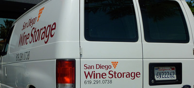 Fine wine needs TLC.  (PRNewsFoto/San Diego Wine Storage)