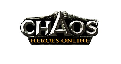 Chaos Heroes Online logo