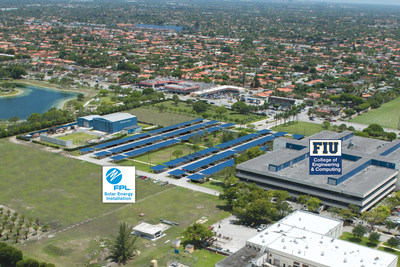 FPL and FIU partner to build innovative solar research facility