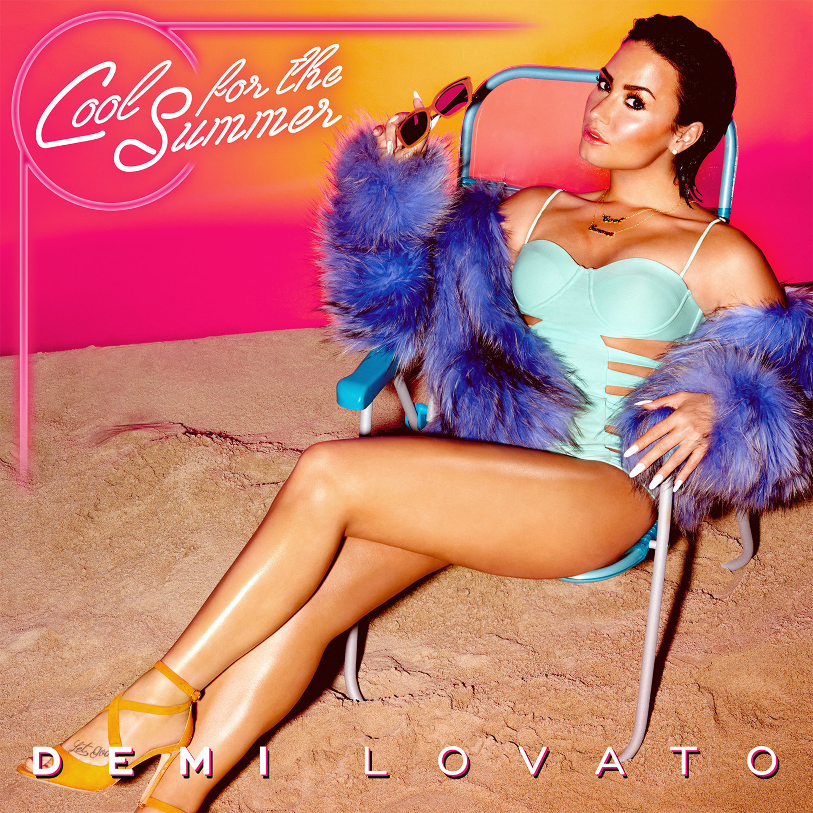 Demi Lovato Returns With Summer Anthem 'Cool for the Summer'