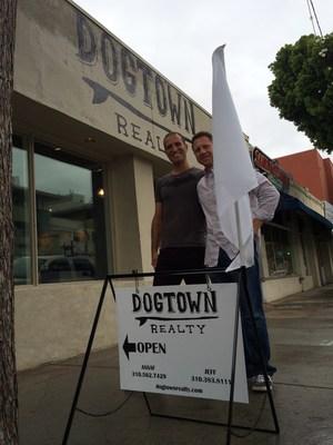 Assaf Raz and Jeff K. Konecke, Dogtown Realty, Inc. (PRNewsFoto/Dogtown Realty, Inc.)