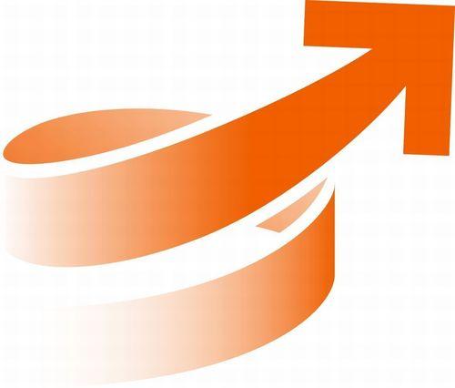 Distressed Symbol Logo (PRNewsFoto/The Spinoff Report)