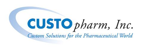 CUSTOpharm Regulatory Services, Inc. Logo. (PRNewsFoto/CUSTOpharm Regulatory Services, Inc.) (PRNewsFoto/CUSTOPHARM REGULATORY SERVICES)