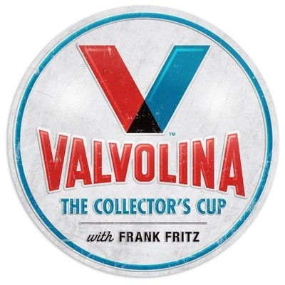 "Valvoline(TM) and Frank Fritz Launch ""Valvolina: Collector's Cup"" - a Nationwide Search for Oil Giant Memorabilia"