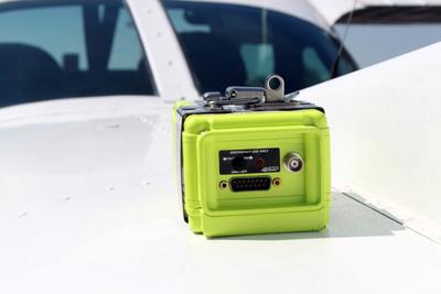 ELT 1000 (Emergency Locator Transmitter). (PRNewsFoto/ACR Electronics, Inc.)