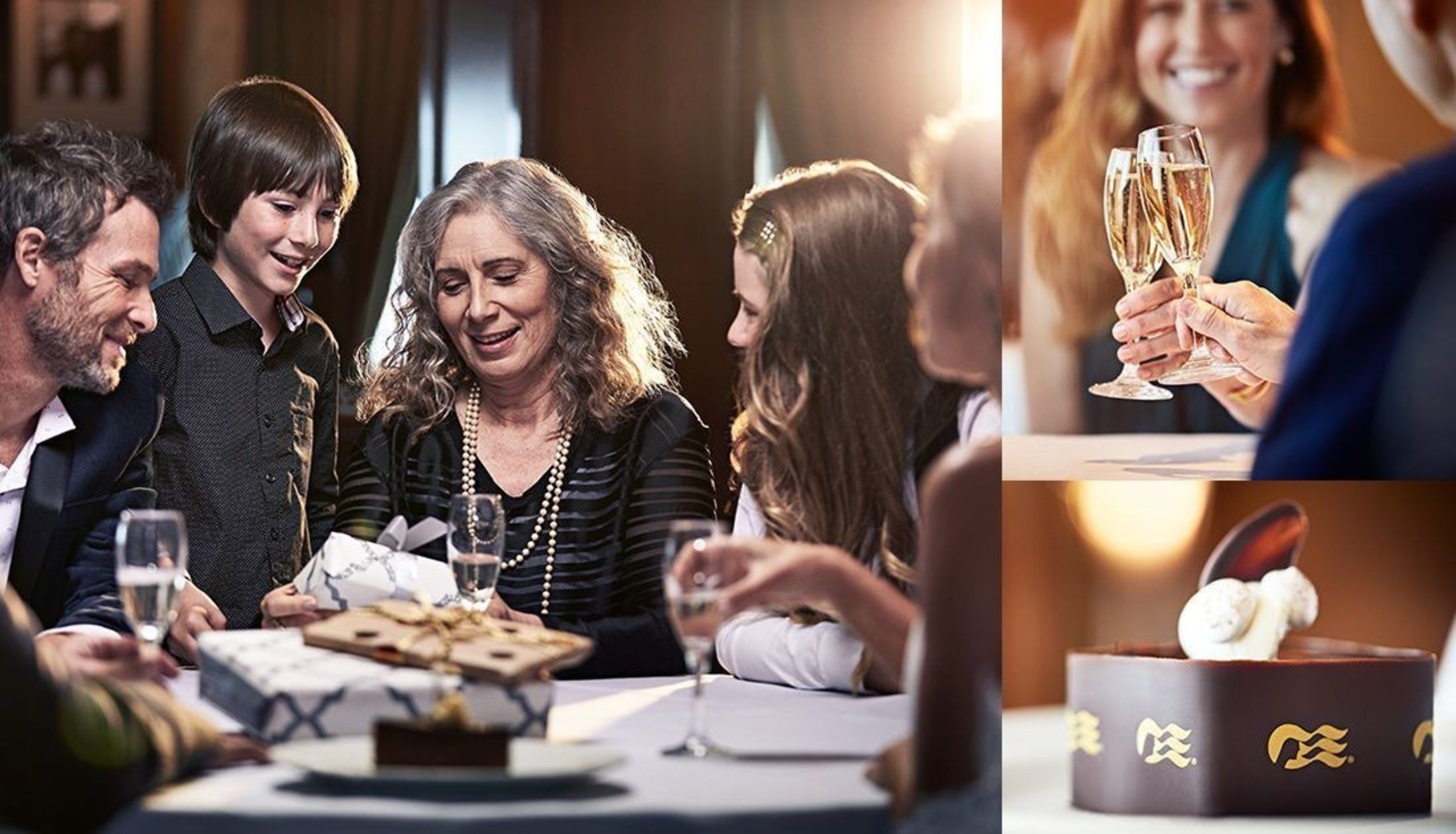Princess Cruises Launches New Celebrations Packages