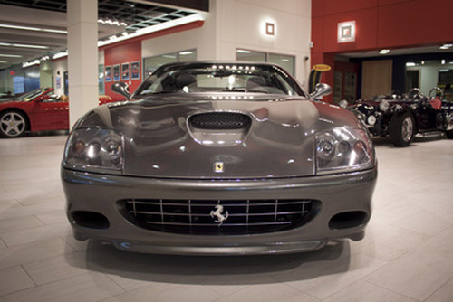 This 2005 Maranello Superamerica is one of only 559 produced. Owned by New York Times Best Selling Author, ...