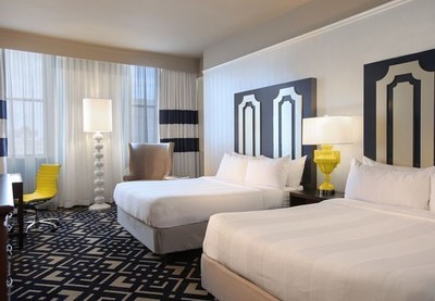 Courtyard Philadelphia Downtown invites guests to take advantage of a 48-Hour Flash Sale that starts at midnight on Oct. 24 and continues through 11:59 p.m. on Oct. 26, 2016. During the sale, participants can enjoy 30 percent off regular room rates on stays Nov.10-24 and Dec.10-20, 2016. Visitors will have one more opportunity to save 30 percent off stays Dec.10-20 with a second 48-Hour Flash Sale from midnight on Nov. 22 through 11:59 p.m. on Nov. 24, 2016. For information, visit www.marriott.com/PHLDC or call 1-215-496-3200.