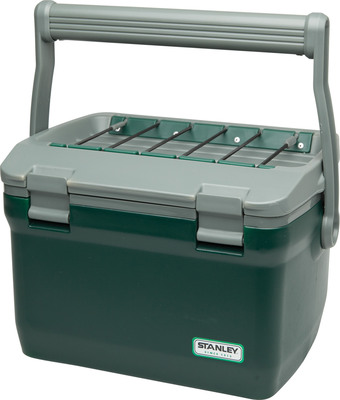 STANLEY, a brand of PMI, introduces new line of Adventure Coolers. The only hard-sided coolers with any formal cooling claims, the new Adventure Coolers lock in cold 36% longer.