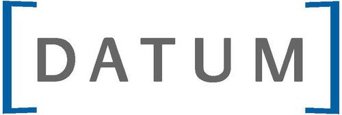DATUM Logo  (PRNewsFoto/DATUM LLC)