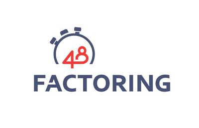 48 Factoring Logo (PRNewsFoto/48 Factoring Inc.)