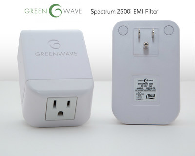 Greenwave Spectrum 2500i EMI Filter