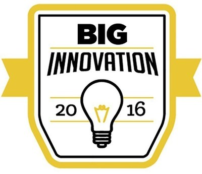 2016 BIG Innovation Winner