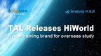 TAL Education Group Releases HiWorld, A Key Breakthrough in International Education