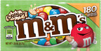 Mars Chocolate North America announced today a wide range of new products that will hit store shelves in the coming months, and two of the items are back by popular demand: fan favorites M&M'S(R) Brand Crispy Chocolate Candies and SNICKERS(R) Xtreme Bar.  Mars Chocolate is unveiling these innovations at the National Association of Convenience Stores (NACS) Show in Las Vegas this week. (PRNewsFoto/Mars Chocolate North America)