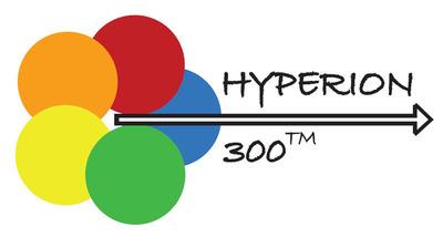 Hyperion (TM) 300 Logo.  (PRNewsFoto/Nathaniel Group, Inc.)