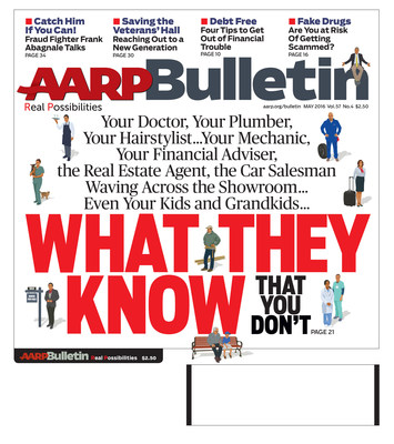 AARP Bulletin May Issue