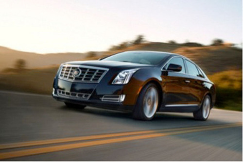 Get the Ultimate Luxury Experience in the 2013 Cadillac XTS Premier Night in Joliet, IL