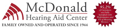 McDonald Hearing Aid Center, A Family Owned and Operated Company Since 1944